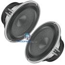 """Audison - AV 6.5 Midrange VOCE 6.5"""" 100W Midrange Speakers"""