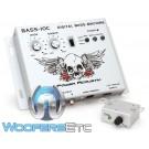 Power Acoustik BASS-10C Digital Bass Reconstruction Processor