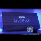 Hifonics BG-4000.1D Monoblock 4000W RMS Class D Brutus Gamma BG Series Amplifier
