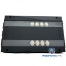 B41-S Standard (Black) - Tru Technology 4-Channel 600W RMS Billet Series Amplifier Made in the U.S.A.