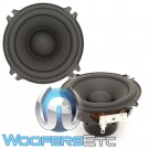 "Morel CCWR-254 2.5"" 40W RMS Wide Range Speakers"