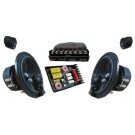 "HD-63it - CDT Audio HD-6.5"" 2-Way Braxial Component Set"