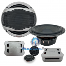 """Hertz CK165 L 6.5"""" 100W RMS 2-Way Component Speakers System"""