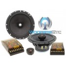 "CDT Audio CL-62.2 6.5"" 190W RMS 2-Ohm 2-Way Classic Series Component Speakers System"