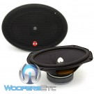"CL-69SUB/CF.2 - CDT Audio 6"" x 9"" 180W RMS Carbon Fiber Subwoofer"