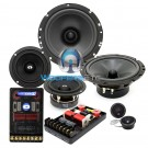 "CL-6E32 - CDT Audio 3-Way 6/3/1"" Component System"