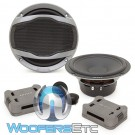 "Hertz CPK165 6.5"" 105W RMS 2-Way Component Speakers System"