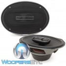 "Hertz CPX-690 6"" x 9"" 120W RMS 3-Way Coaxial Speakers"