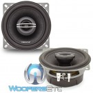 "Hertz CX100 4"" 40W RMS 2-Way Cento Series Coaxial Speakers"