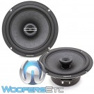 "Hertz CX165 6.5"" 70W RMS 2-Way Cento Series Coaxial Speakers"