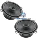 "CX 130 - Hertz Cento Series 5.25"" 2-Way 50W RMS Coaxial Speakers"