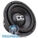 """DC Audio DC-M4 LV1 10 D4 10"""" 300W RMS Dual 4-Ohm Subwoofer"""