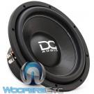 """DC Audio M4 LV1 12 D4 12"""" 300W RMS Dual 2-Ohm Subwoofer"""