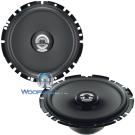"DCX 170.3 - Hertz 7"" 2-Way 50W RMS DIECI Series Coaxial Speakers"
