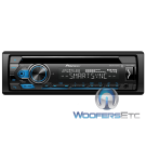 Pioneer DEH-S4250BT In-Dash CD/MP3/USB Car Stereo Receiver with  Bluetooth