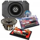 """MB Quart DKC-110 4"""" x 6"""" Coaxial Speakers"""