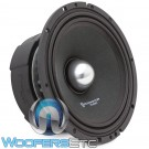 "Incriminator Audio DPX6-4 6.5"" 150W RMS 4-Ohm Midbass Woofer"