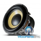 "Focal E-25KX 10"" 600W RMS Dual 4-Ohms Compact Subwoofer"