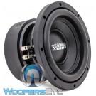 "Sundown Audio E-8 V.6 D4 8"" 300W RMS Dual 4-Ohm EV.6 Series Subwoofer"
