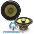 "Focal EC-165K 6.5"" 80W RMS 2-Way K2 Power Coaxial Speakers"