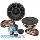 "Morel Elate Titanium 903 8.75"" 200W RMS 3-Way Component Speakers System"