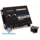 EPICENTER BLACK - AudioControl Trunk Mount Bass Maximizer W/Wired Remote