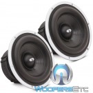 "CDT Audio ES-06+CRM 6.8"" 100W RMS Long Excursion Subwoofer"