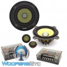 """Focal ES-100K 4"""" 60W RMS 2-Way K2 Power Component Speakers System"""