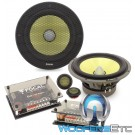 "Focal ES-165K2 6.5"" 100W RMS 2-Way K2 Power Component Speakers System"