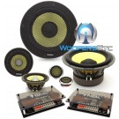 "Focal ES-165KX3 6.5"" 120W RMS 3-Way Elite K2 Power Component Speakers System"