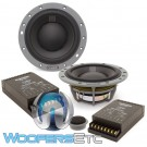 """Dynaudio ESOTAN 272 6.5"""" 120W RMS 2-Way Component Speakers System"""