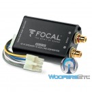 Focal HILO.V2 High Level to RCA Line Stereo Converter