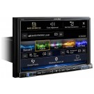 """Alpine X308U In-Dash 1-DIN 8"""" Touchsceen Multimedia Receiver with GPS Navigation and Apple CarPlay"""
