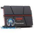 Pioneer GM-A4704 4-Channel 65W RMS x 4 Class AB GM Series Amplifier