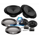 "Audison - APK165 Prima 6.5"" 300W 2-Way Component Speakers Tweeters Crossovers"