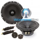 "CDT Audio HD-61 6.5"" 170W RMS 2-Way Component Speakers System"