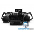 Rockford Fosgate HD9813SG-STAGE3 Audio Upgrade Kit for Select 1998-2013 Harley Davidson Street Glide Motorcycles