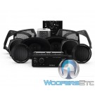 Rockford Fosgate HD9813SGU-STAGE3 Audio Upgrade Kit for Select 1998-2013 Harley Davidson Street Glide Ultra Models