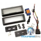 PAC HDK001X  Radio Replacement Kit for 1998-2013 Harley Davidson Motorcycles (FL Models with Fairings)
