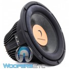 "Diamond Audio HXP124 12"" 900W RMS Dual 4-Ohm Subwoofer"