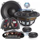"""Hybrid 52 - Morel 5-1/4"""" 2-Way Component Speaker System"""