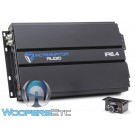 Incriminator Audio IA6.4 4-Channel 220W RMS x 4 Class D Full Range Amplifier