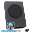 "Focal iBus 2.1 8"" Super Compact Bass Enclosure with Built-in 2-Channel Amplifier"