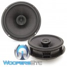 "Focal IC-165VW 6.5"" 2-Way Direct Upgrade Coaxial Speakers For Select Volkswagen Models"