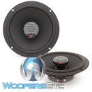 "Focal ICU-165 6.5"" 70W RMS 2-Way Coaxial Car Speakers"
