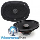"Focal ICU-690 6"" x 9"" 80W RMS Integration Series 2-Way Coaxial Speakers"