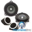 "Focal IFBMW-S 4"" Direct Upgrade 2-Way Component Speakers For Select BMW Models"