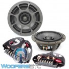 "Morel Integra Ovation XO 6 2 Way 6.5"" Coaxial Speakers"