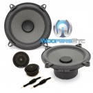 "Focal ISN-130 5.25"" 50W RMS Component Speakers System"