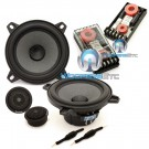 """Focal ISN100-XO 4"""" 40W RMS Component Speakers System"""